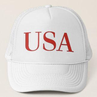 USA - USA-patriotischer Staatsangehöriger Truckerkappe