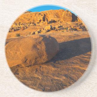 USA, Utah, Moab, Sandstein Untersetzer
