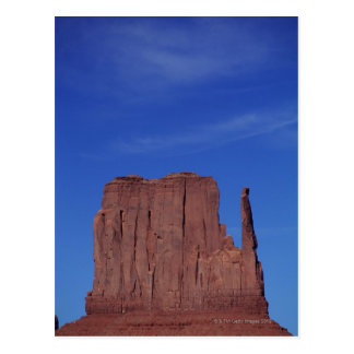 USA, Utah, Monument-Tal, nationales Monument, Postkarte