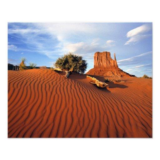 USA, Utah, Monument-Tal. Wind schafft Fotografische Drucke