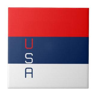 USA-Vertikale Striped Keramikfliese