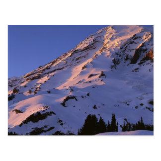 USA, Washington, Nationalpark des Mount Rainier Postkarte