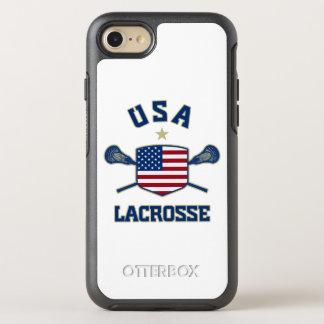 USAlacrosse-Telefon OtterBox Symmetry iPhone 8/7 Hülle