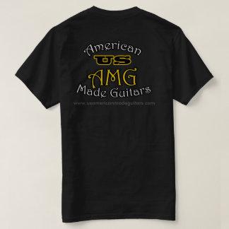 USAMG farbiges URL für helle T - Shirts