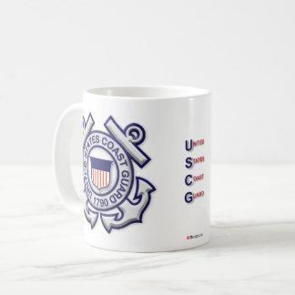 USCG Anker-Tasse Kaffeetasse
