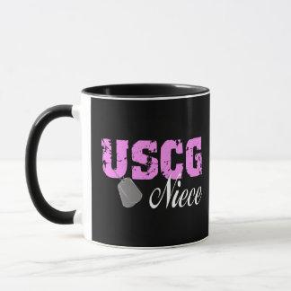 USCG Nichte Tasse