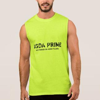 Usda-höchste Vollkommenheit Ärmelloses Shirt