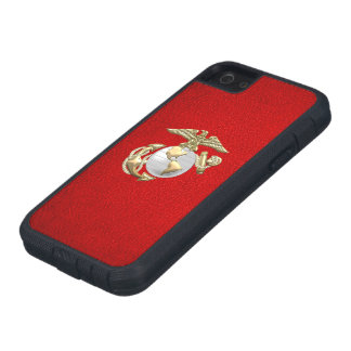 USMC Eagle Kugel u Anker EGA 3D iPhone 5 Hülle