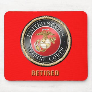 USMC pensioniertes Mousepad