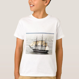 USS-Konstitution, Parade des Segels T-Shirt
