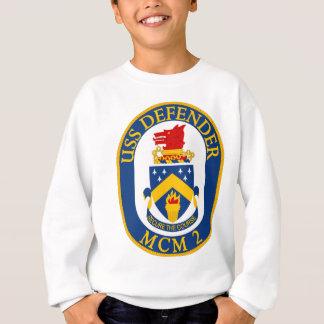 USS-Verteidiger - MCM 2 - sichern Sie den Kurs Sweatshirt