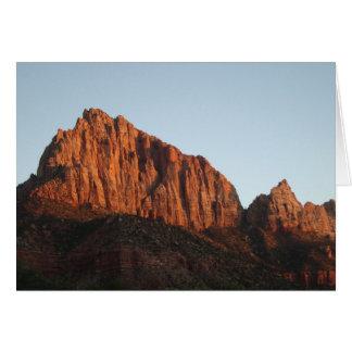 Utah-Natur Karte