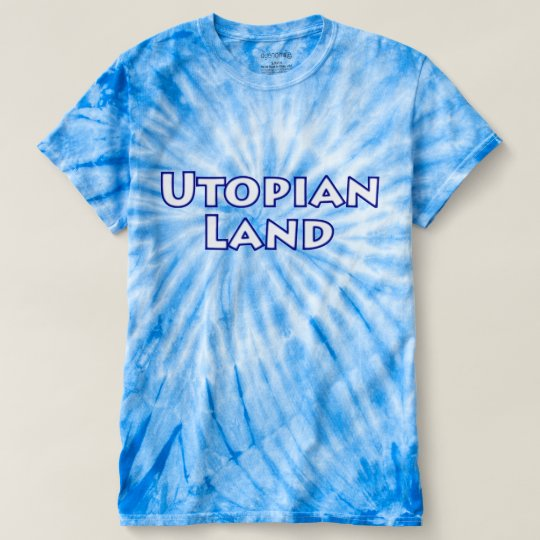 Utopisches Land T-shirt