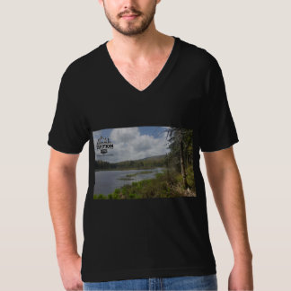 V der Neu-England Expeditions-Planungs-Männer - T-Shirt