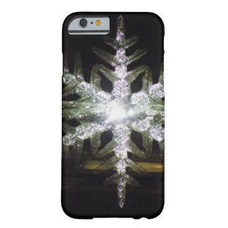 Vacances de flocon de neige coque iPhone 6 slim