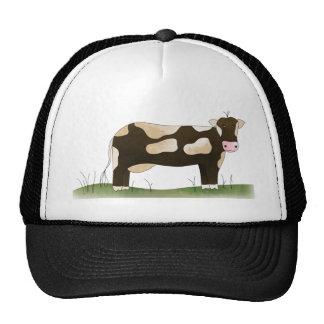 vache casquette de camionneur