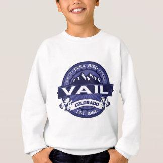 Vail Logo-Mitternacht Sweatshirt