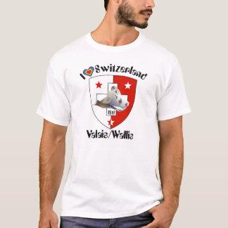 Valais / Wallis Schweiz-Suisse T-Shirt