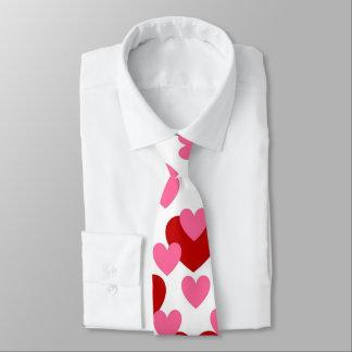 Valentine-Herz-Liebe Personalisierte Krawatten