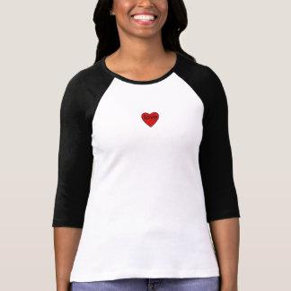 Valentine-Herz-Liebe T-Shirt