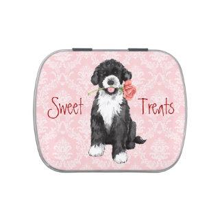 Valentine-Rose PWD Süßigkeitenbox