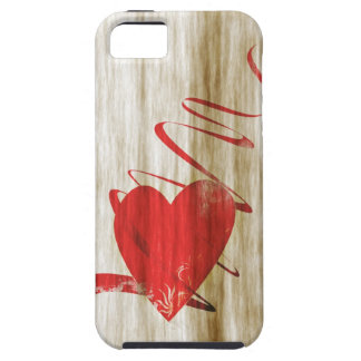 Valentines day heart phone hover iPhone 5 etui