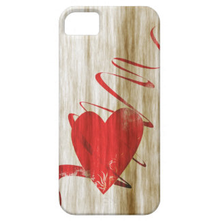 Valentines heart phone cover