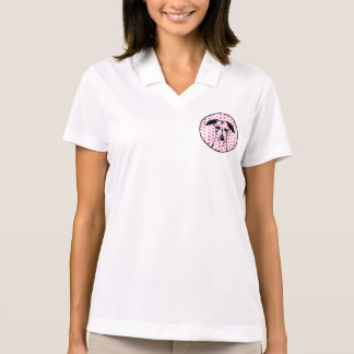Valentines - Whippet Silhouette Polo Shirt
