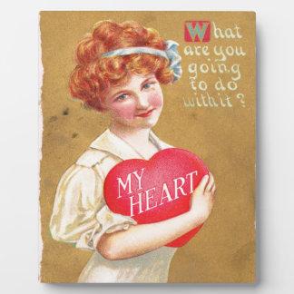 Valentinsgruß #4 fotoplatten