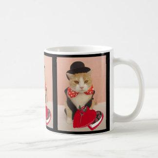 Valentinsgruß-Geschenk Kaffeetasse