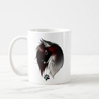 Valentinsgruß Kaffeetasse