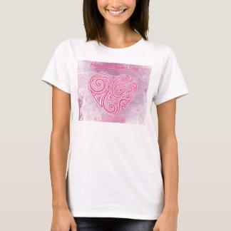 Valentinsgruß-Sammlung T-Shirt