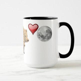 Valentinsgruß Tasse