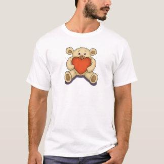 Valentinsgruß-Teddybär T-Shirt