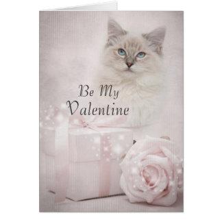 Valentinsgrußkarte Karte
