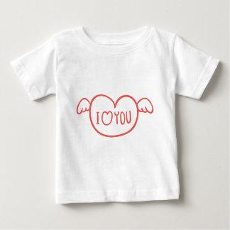 Valentinstag Baby T-shirt