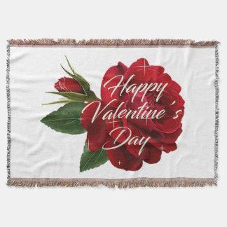Valentinstag-Decke Decke