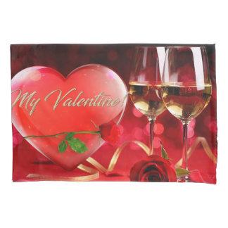 Valentinstag-Kissen-Kasten Kissen Bezug