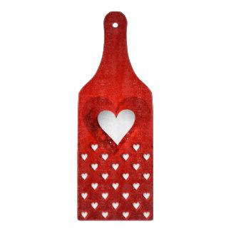 Valentinstag-weißes Herz - fertigen Sie besonders