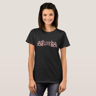 Valentinstagt-stück der Frauen T-Shirt