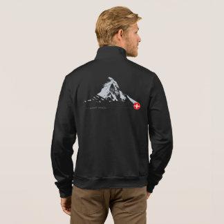 VAM: Schweizer-T-Stück Matterhorns Zermatt Jacke