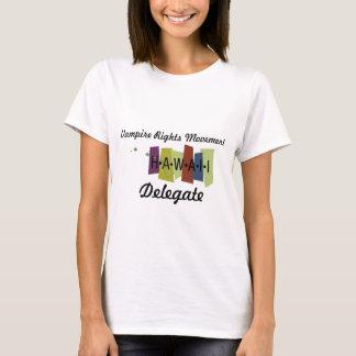Vampir berichtigt Bewegung - Hawaii T-Shirt