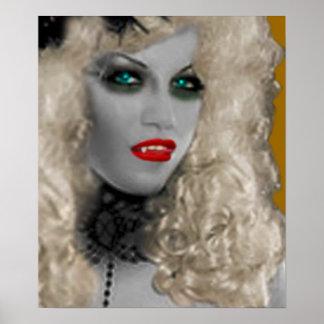 Vampir - sexy Plakat
