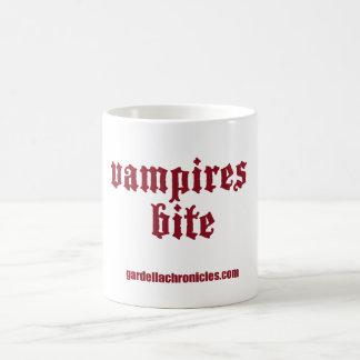 Vampirs-Biss! Kaffeetasse