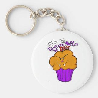 Vampirs-Muffin des Schicksals Schlüsselanhänger