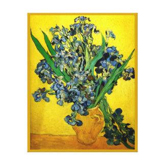 Van Gogh: Iris Galerie Gefaltete Leinwand