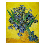 Van Gogh irise l'affiche