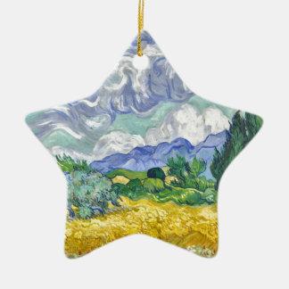 Van Gogh Keramik Ornament