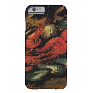 Van Gogh, Miesmuscheln und Garnele, Vintages noch Barely There iPhone 6 Hülle