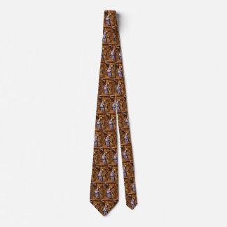 Van Gogh; Schaf-Schermaschinen, Vintager Krawatte